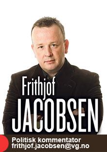 Frithjof Jacobsen kommenterer