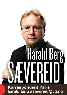 Harald Berg Sævereid kommenterer
