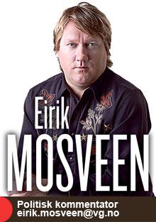 Eirik Mosveen kommenterer